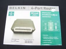 BELKIN F6D3230-4 WINDOWS 7 DRIVERS DOWNLOAD