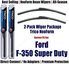 2-Pack Premium-NeoForm Wiper Blades fit 2009+ Ford F-350 Super Duty - 16220x2