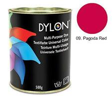 DYLON / DYRPO Pagoda Red Multi Purpose Dye 500g Tin