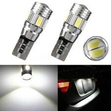 2x T10 5630 SMD 6 LED Canbus Standlicht Rücklicht Lampe Leuchte Birne Weiß 0