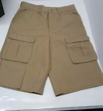 l.l. bean boy cargo shorts Size 16