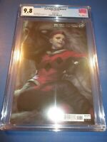 Dark Nights Death Metal #2 Artgerm Variant CGC 9.8 NM/M Gorgeous gem Punchline