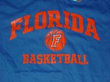 NCAA University FLORIDA GATORS  BASKETBALL  T-Shirt NEW  NWT .. sz..   MEDIUM