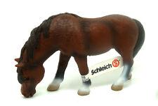V10) Schleich 13299 Poney à monter broutant Chevaux Schleichanimaux Schleich