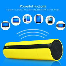 Portable Wireless Bluetooth Stereo Speaker MUSIC Speakers FM AUX For Phone MP3/4