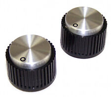 Two Exact Replacement Input Output Knobs for UREI 1178 U2
