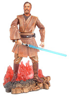 Star Wars Revenge of the Sith Duel At Mustafar Obi-Wan Kenobi Action Figure