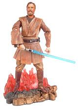 Star Wars La Venganza De Los Sith Duelo En Mustafar Obi-Wan Kenobi Figura De Acción