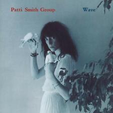 PATTI SMITH GROUP WAVE VINILE LP 180 GRAMMI NUOVO