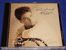 RICHARD MARX - paid vacation  CD 1993