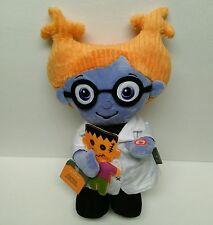 """Hallmark Halloween """"Maddie the Mad Scientist"""" musical dancing Motion Doll"""