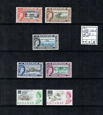 Bahamas British Colonies Complete Set Of Mh Stamp Lot ( Baham 52)