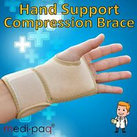 MEDIPAQ™ Compression Hand Protect Support Brace - Warmth Sore Arthritis Pain Aid
