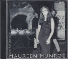 Maureen Munroe : A Thousand Miles CD FASTPOST