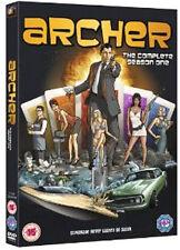 ARCHER - SEASON 1 - DVD - REGION 2 UK