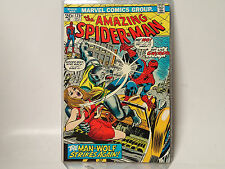 Amazing Spider-Man #125 Marvel Comics 1973 Vg+ 2nd Man-Wolf (Drawing on cover)