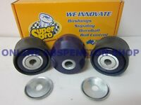 Suits Ford Falcon BA SUPER PRO Rear Diff Mount Bush Kit SUPERPRO