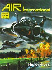 Air International V7 N5 Lockheed C-130 Hercules MiG-9 Yakovlev Yak-15 Fokker G I