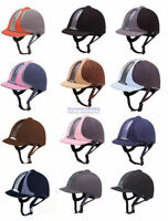 Harry Hall Legend Horse Riding Hat Helmet All Sizes Kitemark
