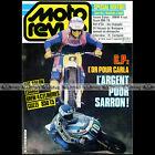 MOTO REVUE N°2618 GUZZI 850 T5 BMW K100 HAKAN CARLQVIST BOL D'OR 8 H SUZUKA 1983