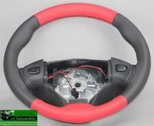 MG MGF & TF Leather Steering wheel Red New / All Colours also available Wooden