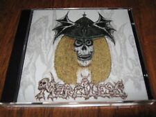 """MERCILESS """"Live Fagersta"""" CD morbid mayhem"""