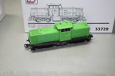 "Märklin 33729 Diesellok V100 ""Ilmebahn"" grün Spur H0 OVP"