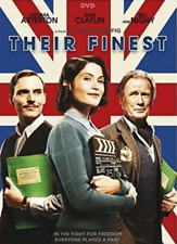 THEIR FINEST (DVD) - - - EX LIBRARY COPY