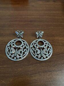 butler and wilson earrings