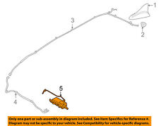 HYUNDAI OEM 2018 Elantra GT-GPS Navigation System Antenna 96240G3100