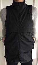 Lululemon Size 8 Kicking Asphalt Vest Black Reflective NWT Thermo Run Cold