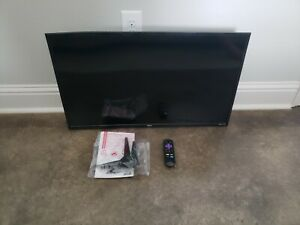 """RCA 32"""" Roku Smart TV with legs & remote"""