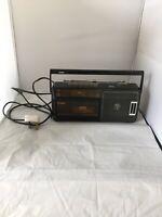 Steepletone Fm Radio And Cassette Recorder