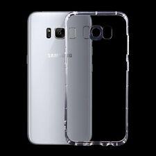 0,3mm Ultra Slim Silikon Hülle Tasche Bumper Case für Samsung Galaxy S8 PLUS