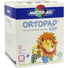 Ortopad for Boys regular occhi ABRASA cerotto 50 ST
