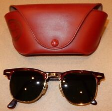 W0366 Vintage Bausch & Lomb Ray Ban Sunglasses Usa