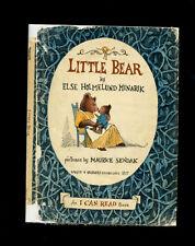 Minarik, Else Holmelund: Little Bear (I Can Read) HB/DJ 1st/1st