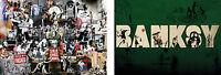 Banksy Art Large Poster Set - A4 A3 A2 A1 Sets Available