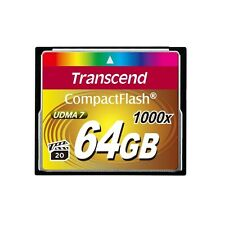 64GB CompactFlash I Camera Memory Card