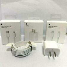20W Fast Charger USB C PD Type-C Original Adapter For Apple iPhone 12 Pro Max
