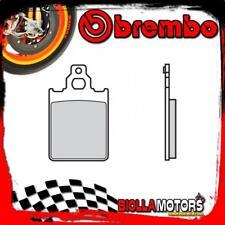 07013 PLAQUETTES DE FREIN AVANT BREMBO LML STAR DELUXE 2001-2003 125CC [ORGANIC]