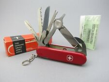 Vintage Wenger 1 26 01 Monarch 7 layer 85mm Model Swiss Army Knife OVP