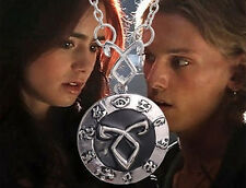 The Mortal Instruments: City of Bone Angelic Power Rune Necklace Pendant Gift