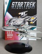 STAR TREK Online U.S.S. Buran NCC-96400 # 05 EAGLEMOSS NEU & OVP
