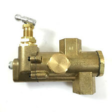 UNLOADER PILOT VALVE FOR GAS POWERED AIR COMPRESSORS 1/2'' IN, 1/2'' OUT
