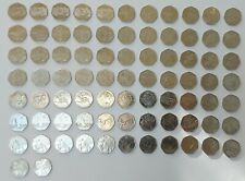 New listing Olympic 50p Coins Job Lot 79 Total - Football, Judo, Triathlon etc