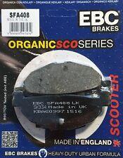 EBC/SFA408 Brake Pads (Rear) - Yamaha YP400 S Majesty 04-12, XP500 T-Max 04-12