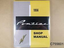 1956 Pontiac Shop Manual 400 pages, C755601