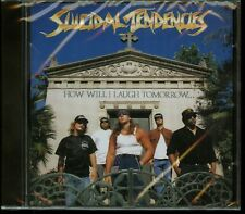 Suicidal Tendencies How Will I Laugh Tomorrow Holland CD new