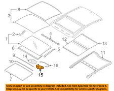 kia car \u0026 truck sunroofs, hard tops \u0026 soft tops ebaykia oem 14 15 optima sunroof moon roof motor 816712t211